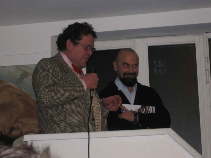 Il sole contro - Lorenzo Pacini Philippe D'Averio